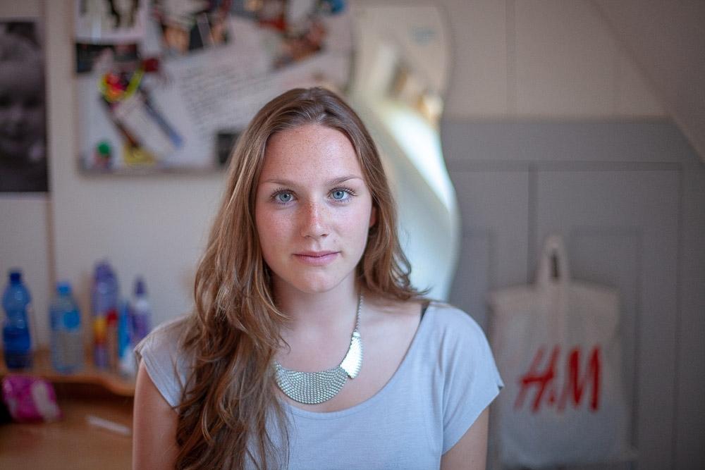 Sarah, The Netherlands